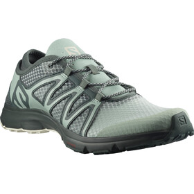 Salomon Crossamphibian Swift 2 Shoes Men, aqua gray/urban chic/vanilla ice